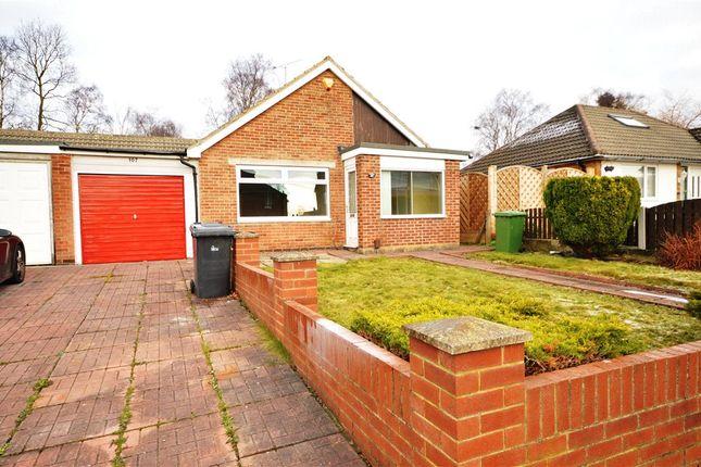 Thumbnail Semi-detached bungalow for sale in Moseley Wood Drive, Cookridge, Leeds