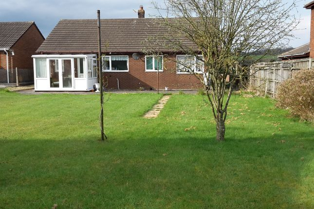 2 bed bungalow to rent in Coombs Road, Coleford, Gloucestershire GL16