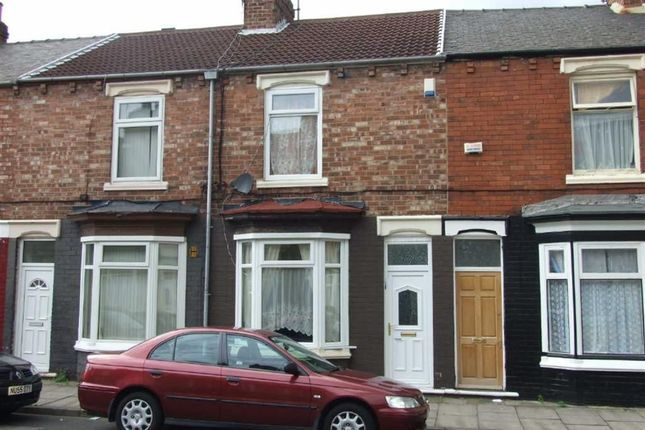 Thumbnail Terraced house for sale in Surrey Street, Middlesbrough