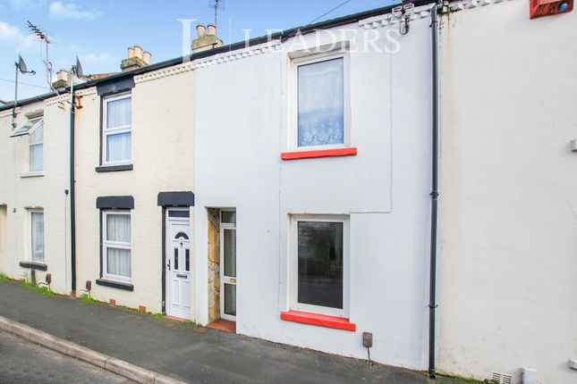 Thumbnail Terraced house to rent in Melville Road, Gosport