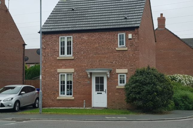 Detached house to rent in Yoxall, Kirkby
