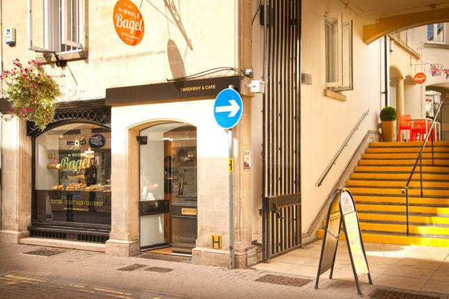 Thumbnail Retail premises to let in 8 Upper Borough Walls, Bath, Somerset