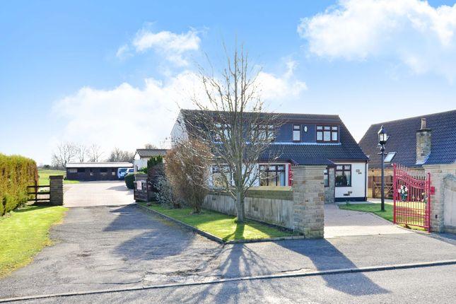 Thumbnail Farmhouse for sale in Sheffield Road, Barlborough, Chesterfield
