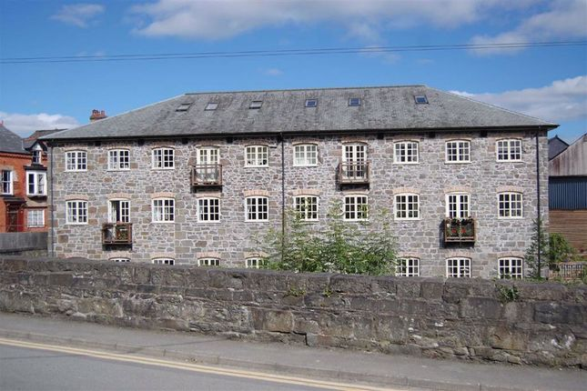 Thumbnail Flat to rent in 5, Town Mill, Llanidloes, Powys