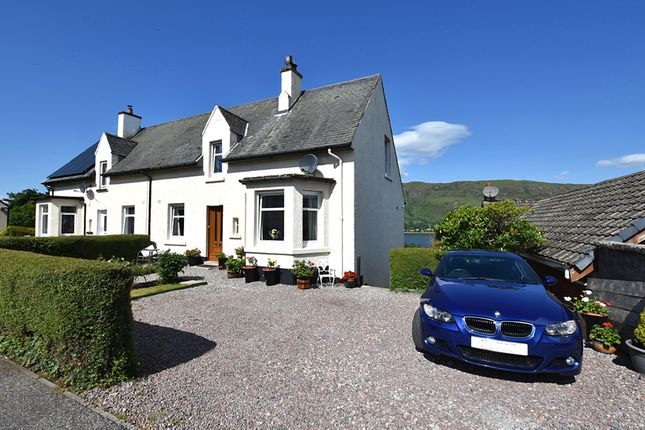 Thumbnail Semi-detached house for sale in Grange Road, Fort William
