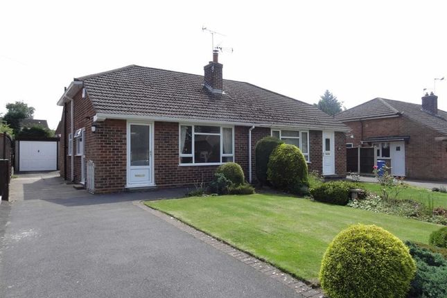 Thumbnail Bungalow to rent in Thirlmere Avenue, Allestree, Derby