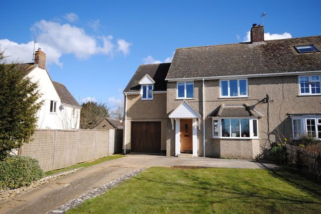 Thumbnail Semi-detached house for sale in Middletown, Hailey, Witney
