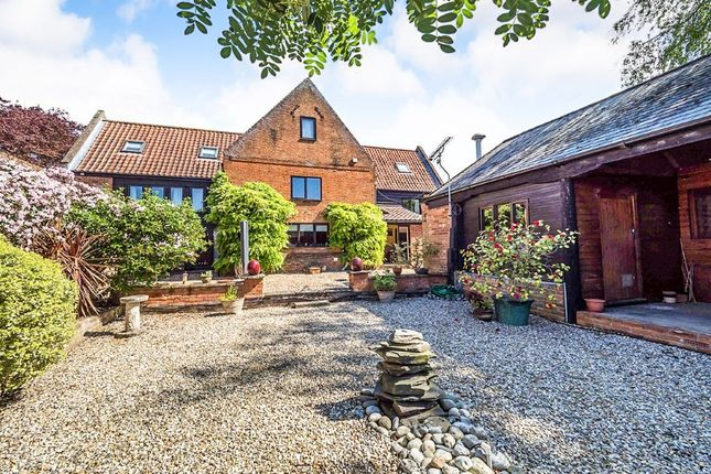 Thumbnail Link-detached house for sale in Horning, Norwich, Norfolk