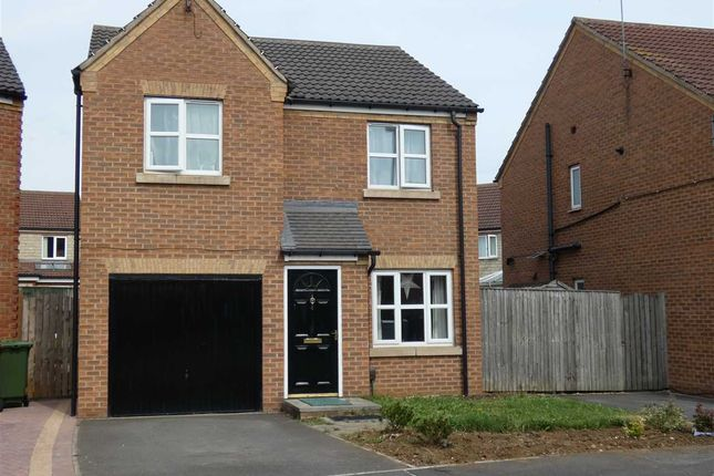 Thumbnail Detached house to rent in Oakwell Close, Scunthorpe