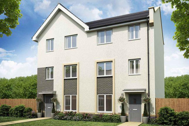 Thumbnail Semi-detached house for sale in Ashburton Road, Newton Abbot