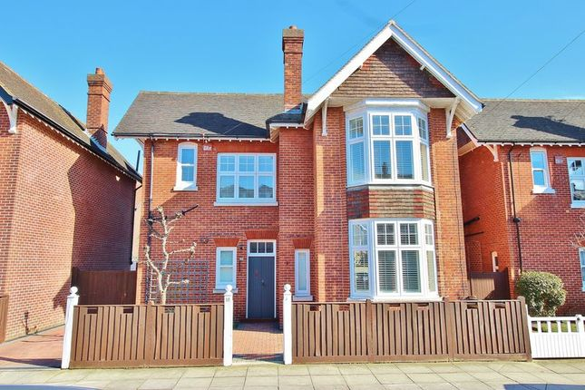 Thumbnail Detached house for sale in Burbidge Grove, Southsea