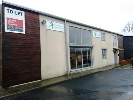 Thumbnail Office for sale in Unit 5 Llys Aur, Llanelli Gate, Dafen, Llanelli