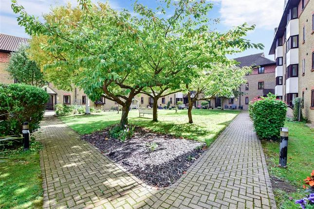 Communal Gardens of Union Street, Maidstone, Kent ME14