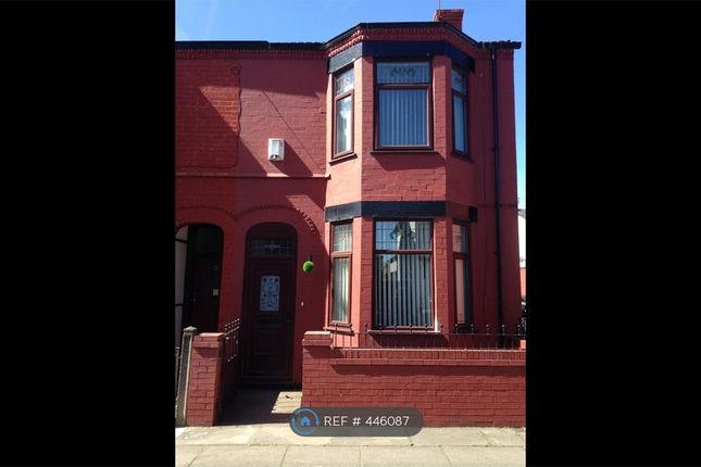Thumbnail End terrace house to rent in Royton Road, Liverpool