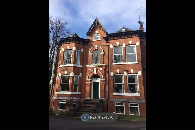Thumbnail Flat to rent in Wilbraham Road, Manchester