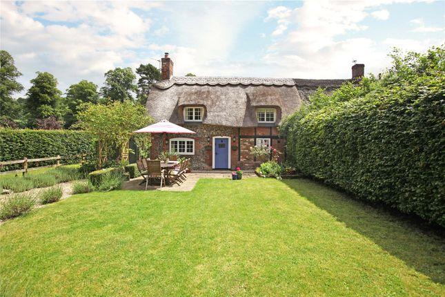 Thumbnail Semi-detached house for sale in Howe Combe Farm Cottages, Howe Road, Watlington