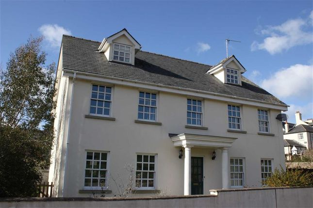 Thumbnail Detached house to rent in Hill Farm Close, Monmouth