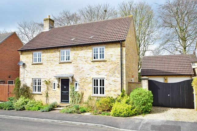 Thumbnail Detached house for sale in Granville Way, Sherborne