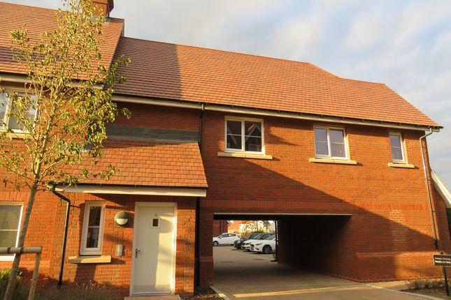 Thumbnail Flat for sale in Burdon Road, Tadpole Garden Village, Swindon