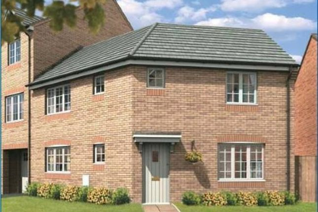 Thumbnail Detached house to rent in Godwin Way, Stoke-On-Trent