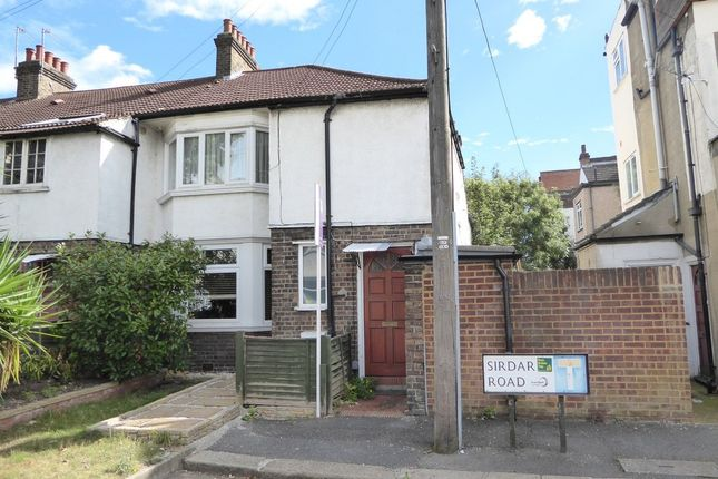 Thumbnail Maisonette for sale in Sirdar Road, Tooting Junction