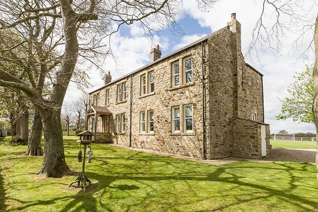 Thumbnail Country house for sale in Heatherlea, Knitsley, Consett, County Durham