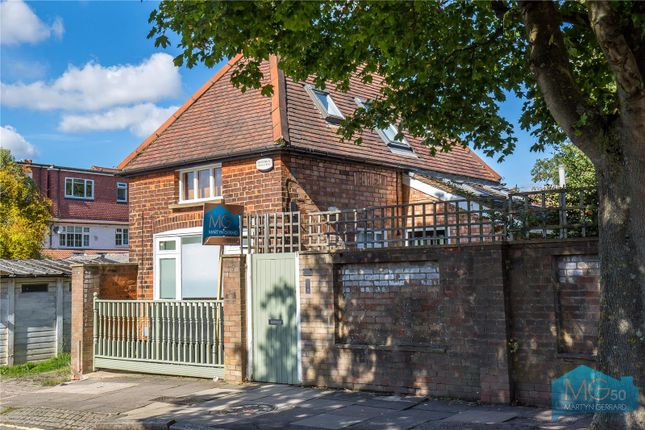 Thumbnail Detached house for sale in Southern Road, East Finchley, London