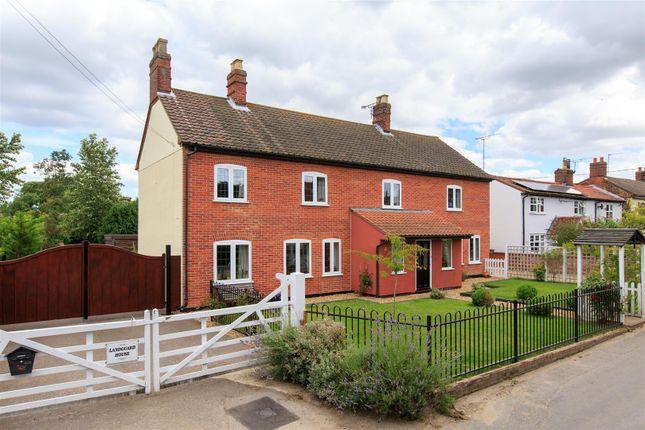 Thumbnail Farmhouse for sale in Erpingham, Norwich