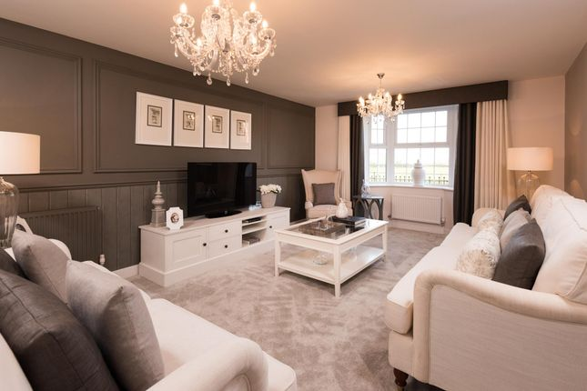 """Thumbnail Detached house for sale in """"Mitchell"""" at Ellerbeck Avenue, Nunthorpe, Middlesbrough"""