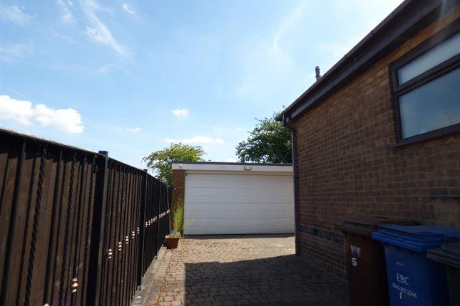 Double Garage of Broomfield Close, Sandiacre, Nottingham NG10