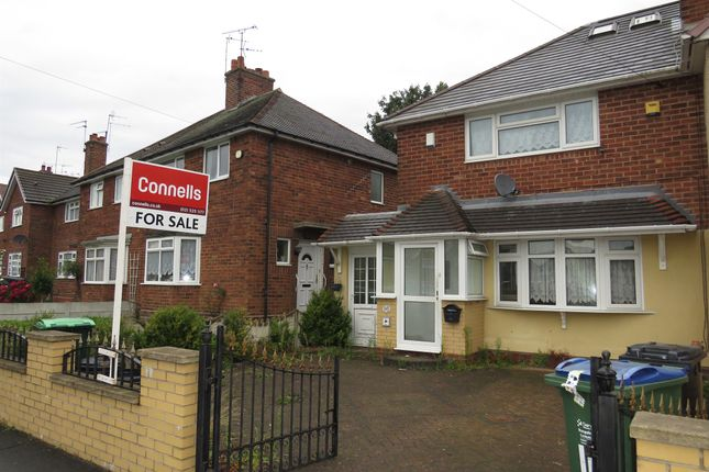 3 bed semi-detached house for sale in Lincoln Road, West Bromwich