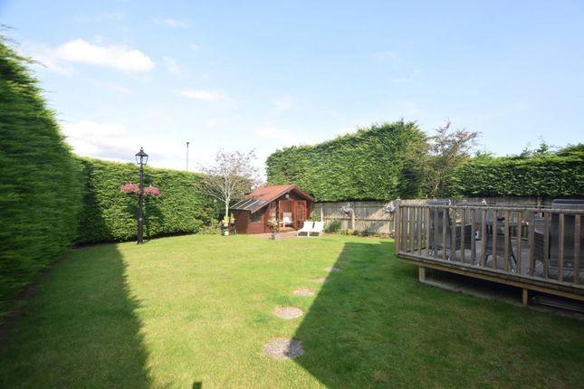Garden of Ayreville Court, Totnes Road, Paignton, Devon TQ4