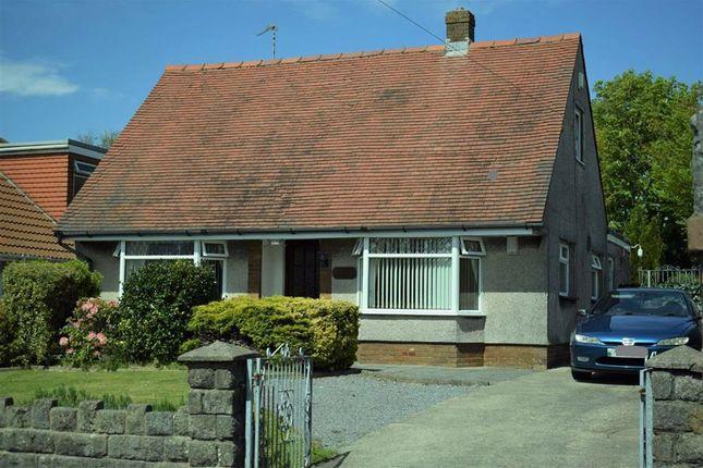 Thumbnail Detached bungalow for sale in Carmarthen Road, Fforestfach, Swansea