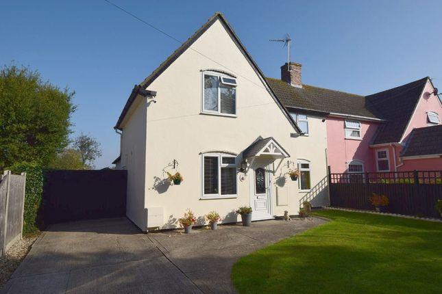 Thumbnail Semi-detached house for sale in Pole Barn Lane, Frinton-On-Sea