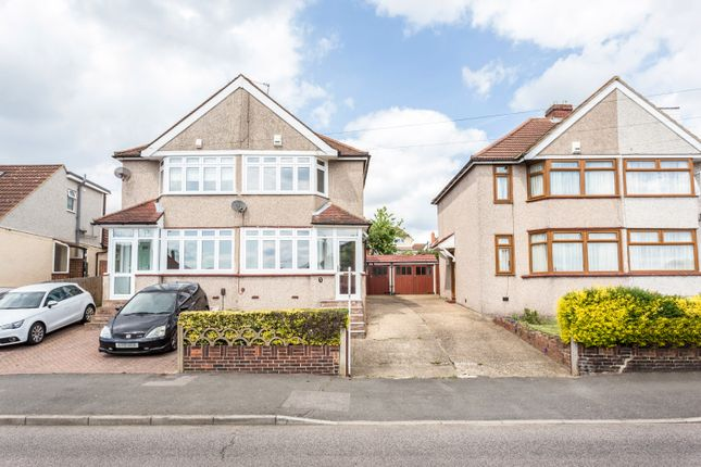 2 bed semi-detached house for sale in Fairford Avenue, Barnehurst