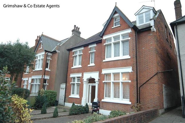 Thumbnail Detached house for sale in Mount Park Road, Ealing Broadway, London