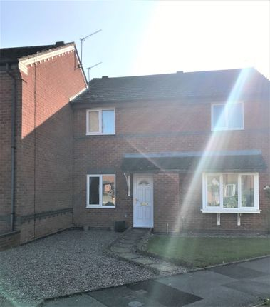 Thumbnail Terraced house to rent in Aspen Close, Alcester