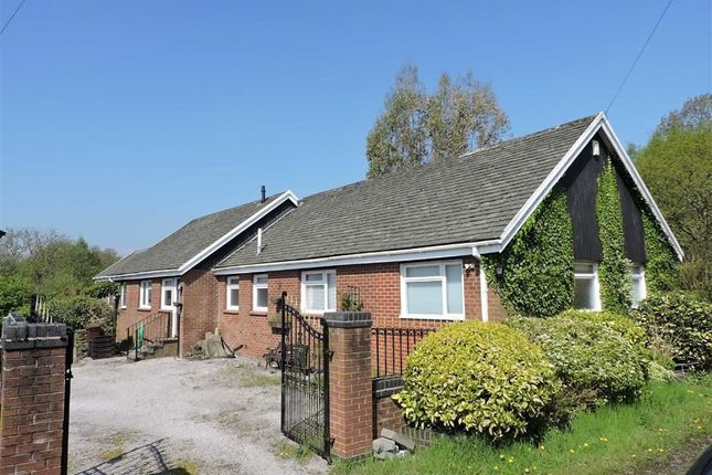 Thumbnail Detached bungalow for sale in Hove Close, Greenmount, Greater Manchester