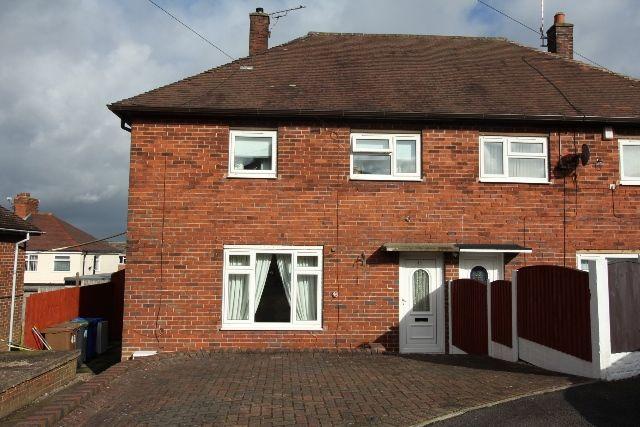 Thumbnail Semi-detached house for sale in Hillside Avenue, Meir, Stoke-On-Trent