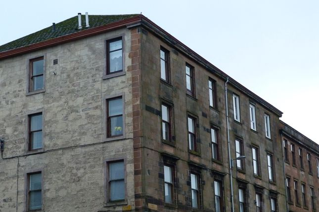 Thumbnail Flat for sale in Laird Street, Greenock