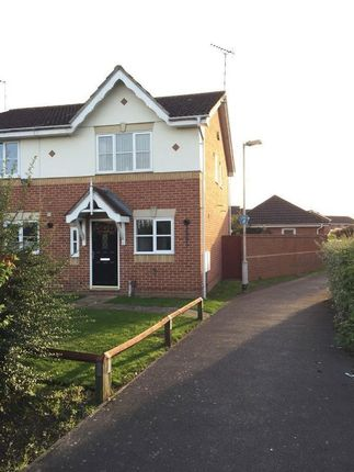 Thumbnail Detached house to rent in Nicholas Gardens, Slough