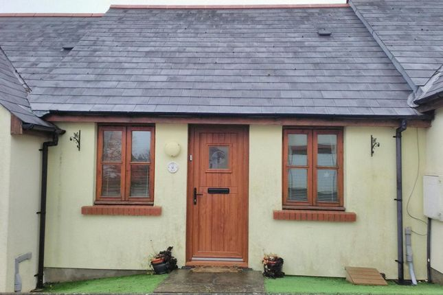 Thumbnail Bungalow to rent in Old Mart Ground, Narberth