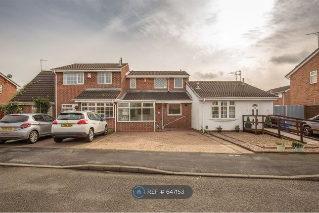 Thumbnail 2 bed terraced house to rent in Derrington Leys, Derby