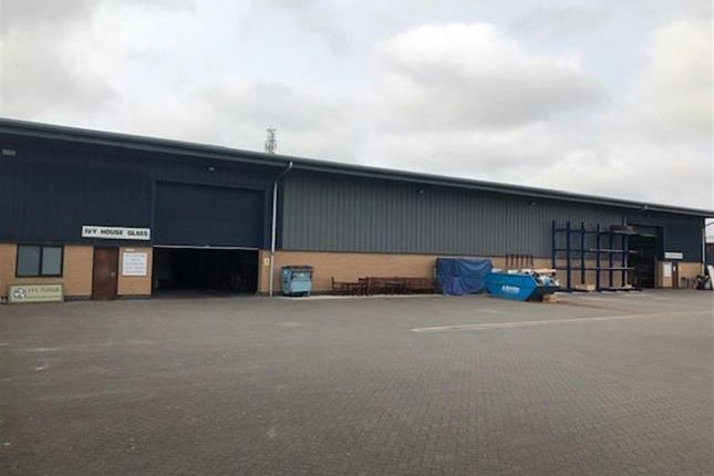 Thumbnail Light industrial for sale in Industrial Unit & Office, Skerne Park, Skerne Road, Driffield, East Yorkshire