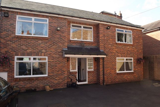 Thumbnail Detached house for sale in Oldgate, Morpeth