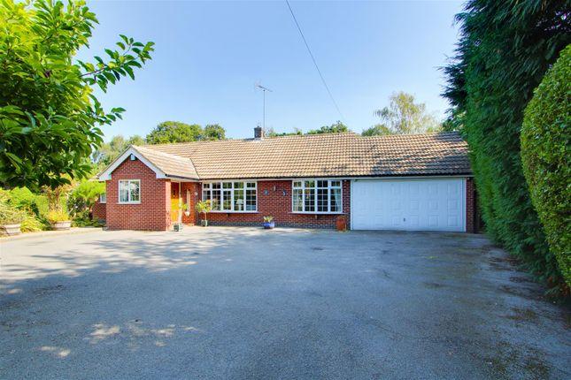 Thumbnail Detached bungalow for sale in North Road, Ruddington, Nottinghamshire