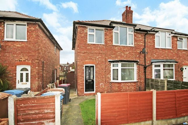 Thumbnail Semi-detached house for sale in Devon Road, Cadishead, Manchester