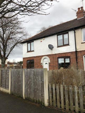 3 bed semi-detached house to rent in Rutland Avenue, Sandal, Wakefield WF2