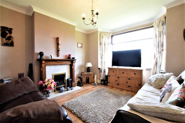 Front Reception of Priory Lane, Scunthorpe DN17
