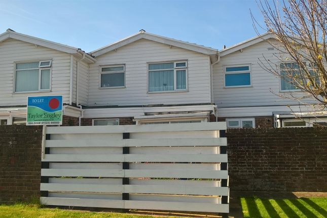 Thumbnail Terraced house to rent in St. Wilfrids Green, Hailsham